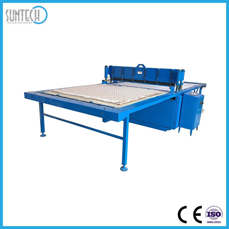 [Hot Item] Fabric Cutting Machine with PLC Control Panel