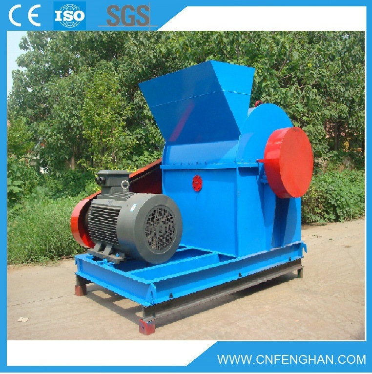 CF-1000 Wood Chips Hammer Mill Price with High Quality Spare Parts pictures & photos