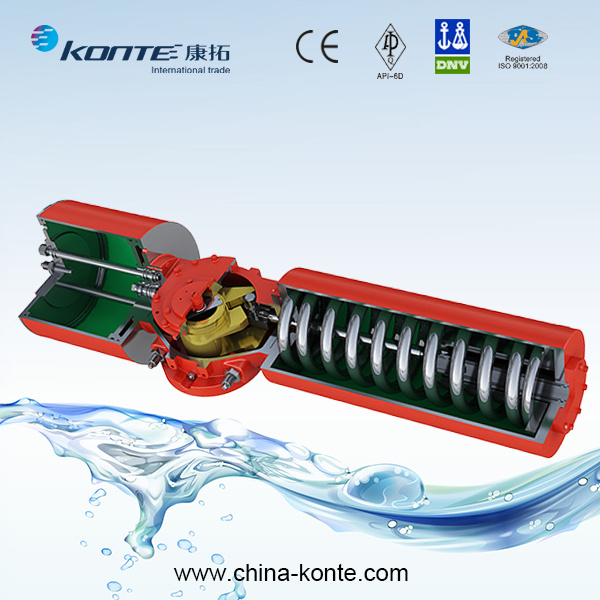 Pneumatic (Hydraulic) Scotch Yoke Type Pneumatic Actuator pictures & photos