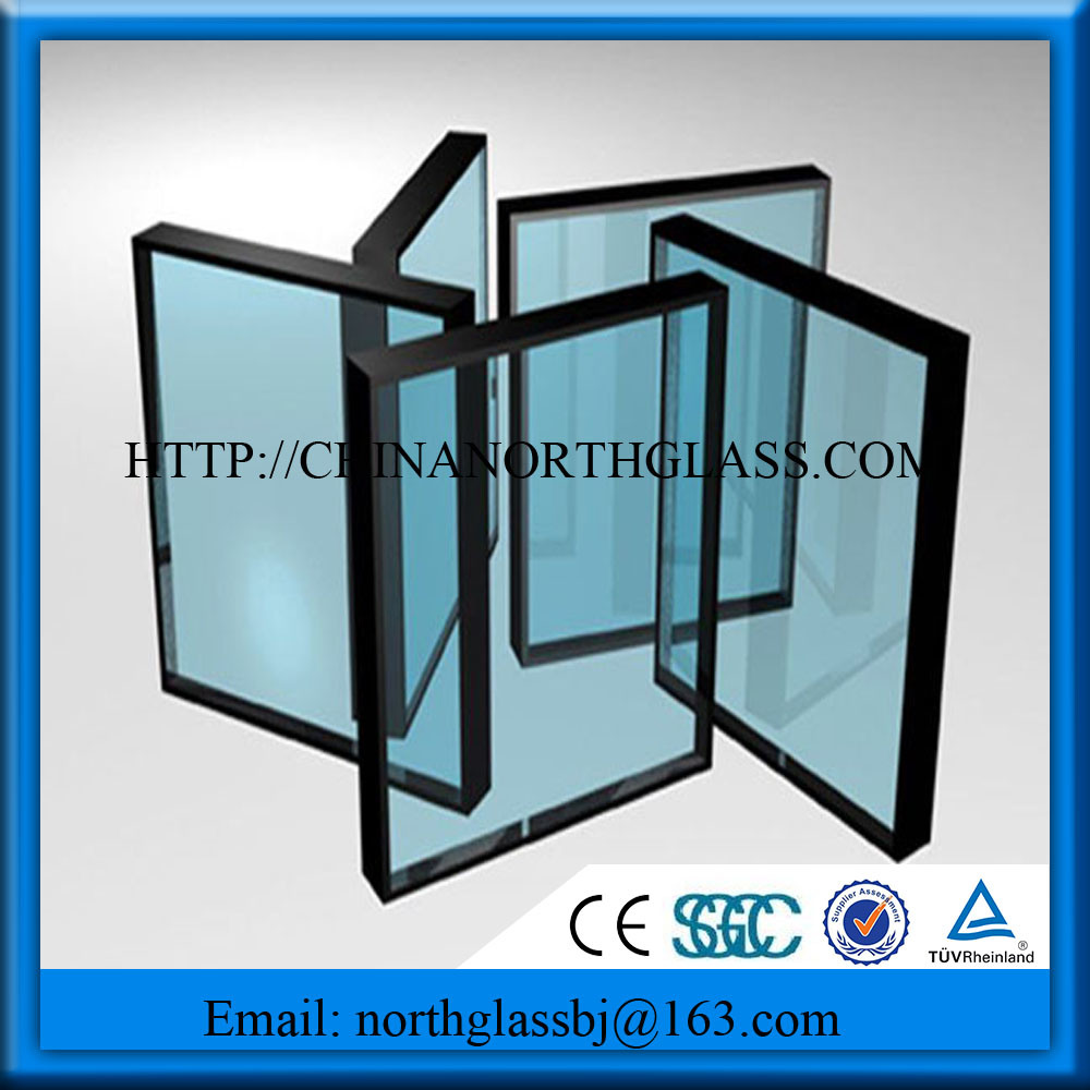Clear Glazed Panel Tempered Hollow Glass, Igu, Insulated Glass pictures & photos