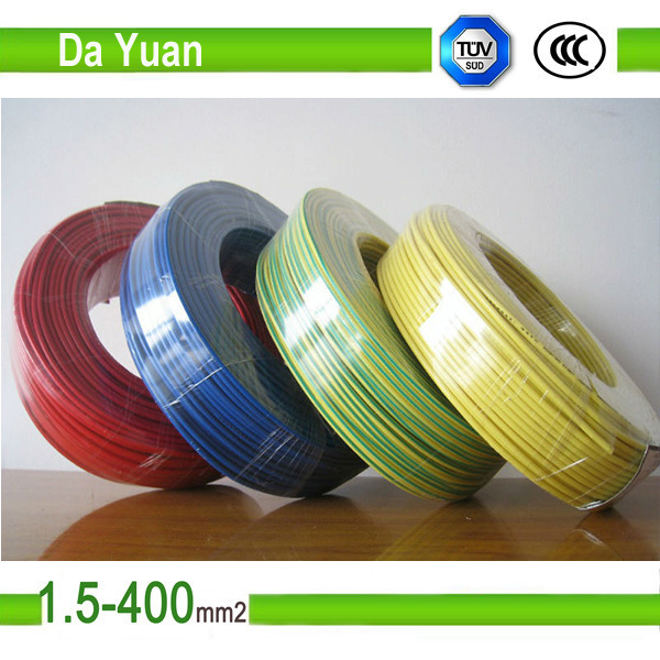 Electrical Wire PVC Insulation House Building Wire