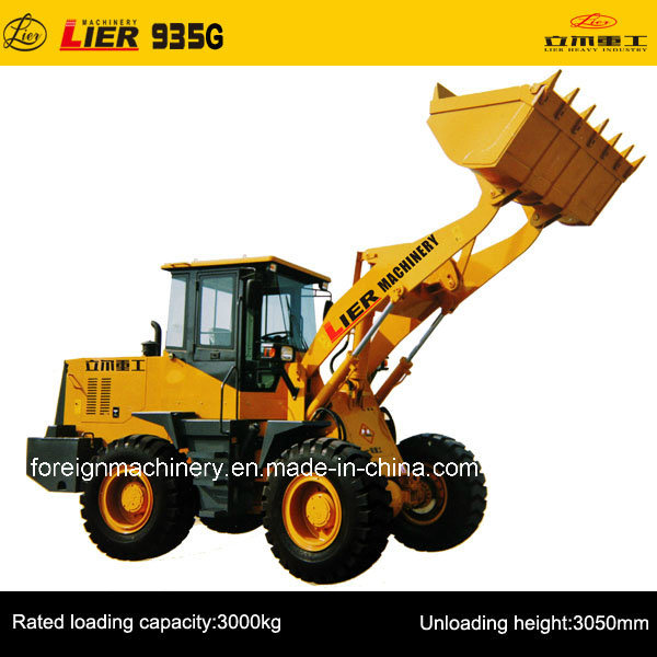 Wheel Loader for High Quality (Lier -935G)