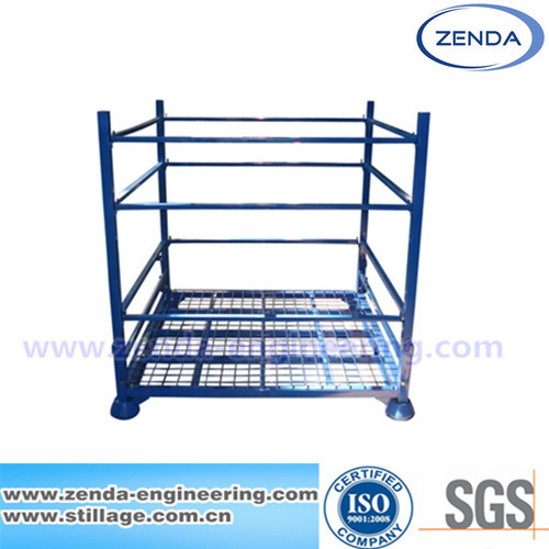 Stackable Stillage / Warehouse Steel Stillage / Stillage and Metal Pallet /