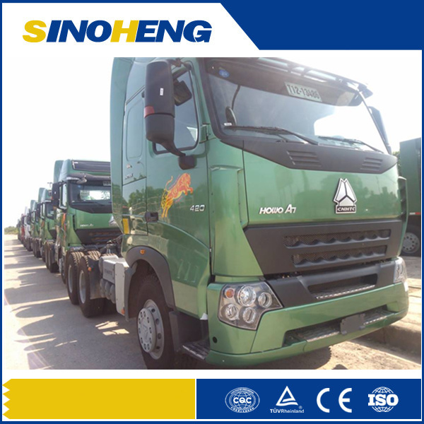 Sinotruk HOWO 6X4 Tractor Truck for Sale pictures & photos