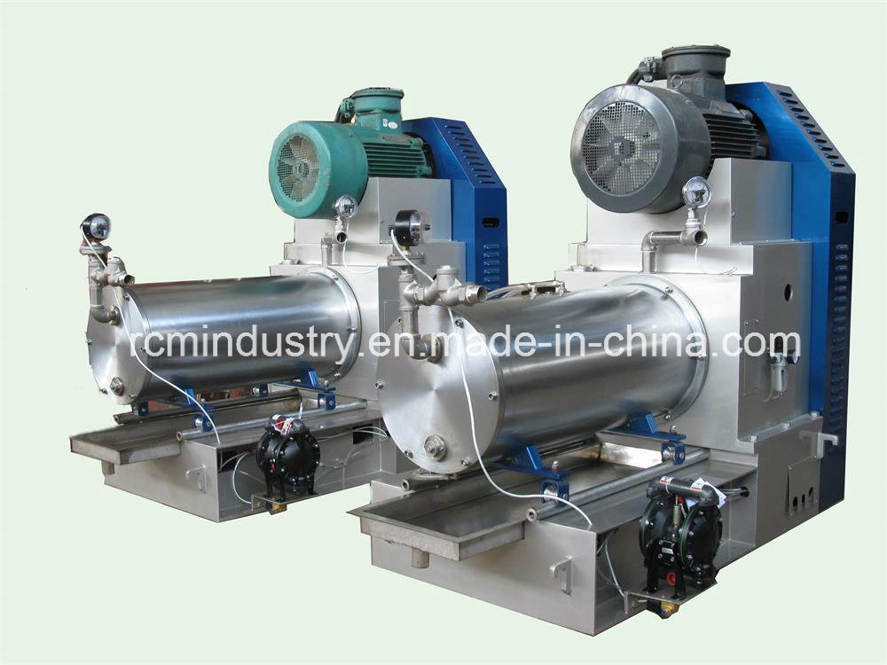 Horizontal Sand Mill for Ink Pin Type pictures & photos