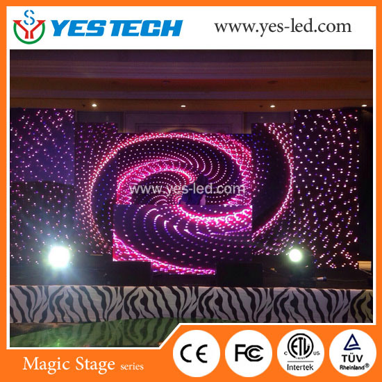 [Hot Item] Full Color Rental LED Stage Background Screen Ccabinet 500*500mm