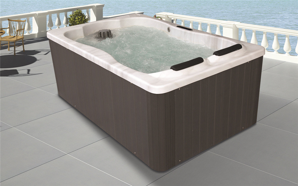 China Balboa Panel Outdoor Luxury Hydro Massage Bathtub (M-3374 ...