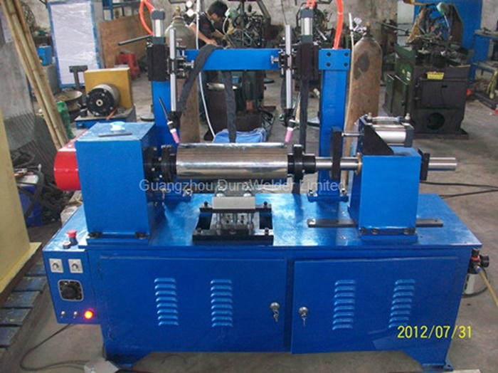 Automatic Argon Arc (Plasma) Circular Seam Welding Machine pictures & photos