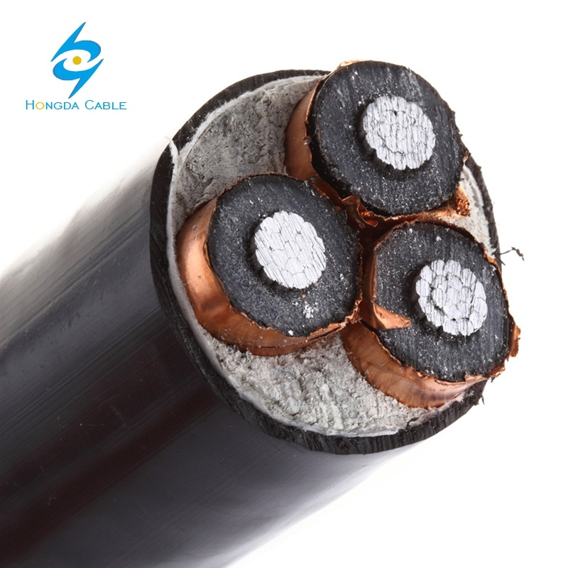 Medium Voltage N2xsy / Na2xsy XLPE Insulation PVC Sheath Power Cable pictures & photos