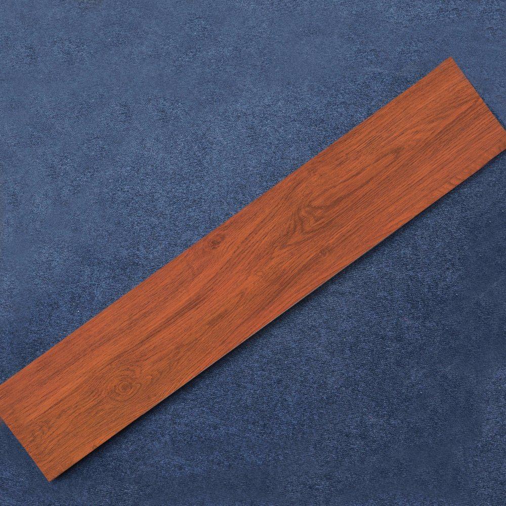 China Wood Look Porcelain Tile Bathroom Floor Glaze Rustic Tiles ...