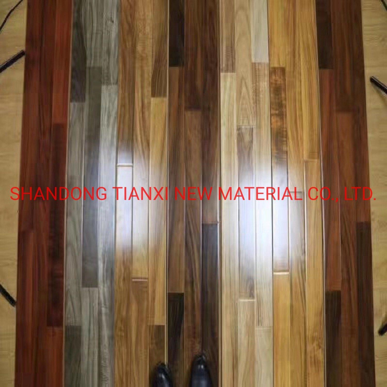 China 8mm Semi Gloss Finish Laminate Flooring Wood Floor China