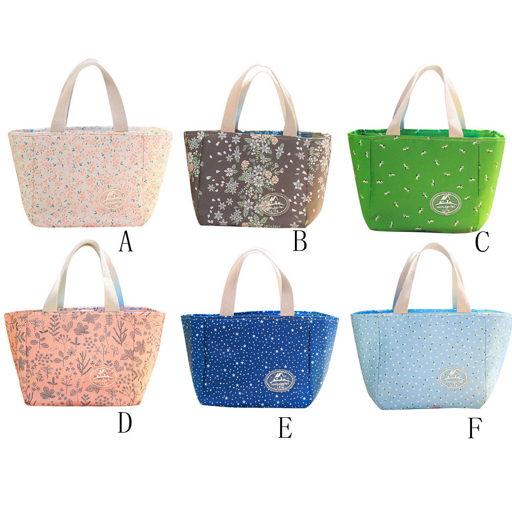 Hot Item Picnic Lunch Bag Womens Box Cooler Picknick Thermal Food Bags Lancheiras Infantis Escolar 240