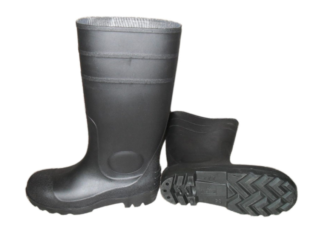 China Safety Boots, Rubber Boots, Steel