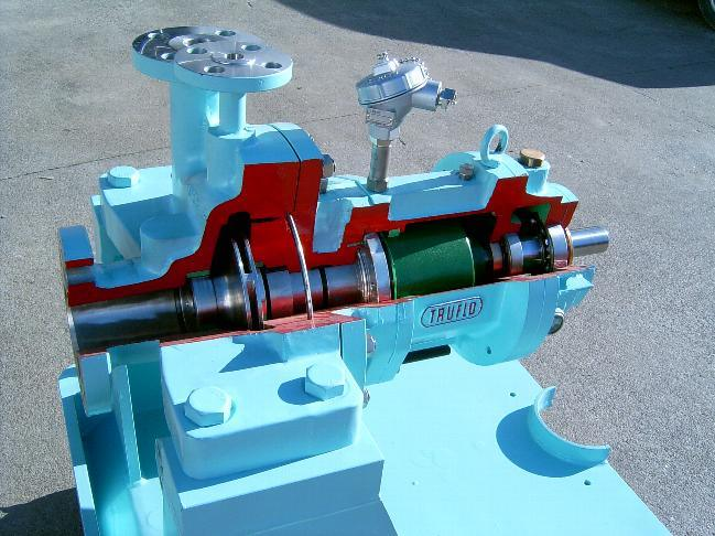 Magnetic Drive API 685 Process Pump, pictures & photos