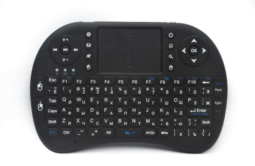 01aa7ebff27 China Rii 2.4GHz Wireless Mini PC Keyboard Touchpad Russian Layout  (RT-MWK08) - China Mini Wireless Keyboard, Wireless Keyboard with Arabic  Layout