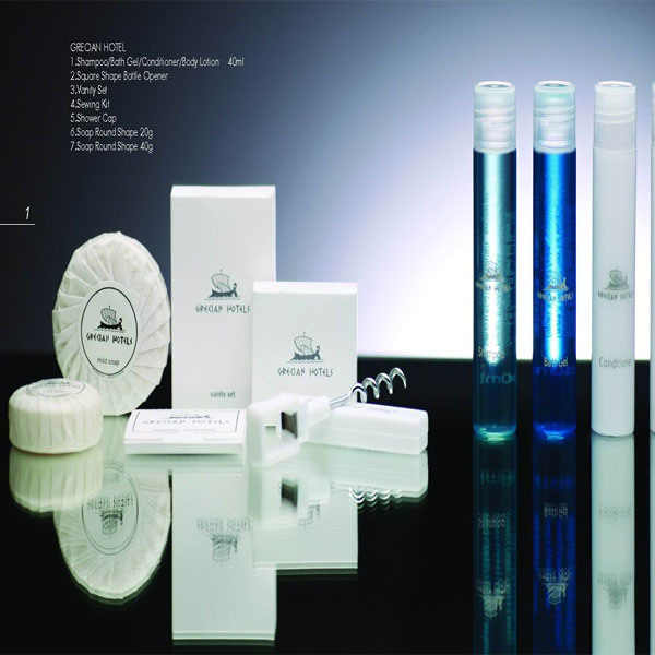 5 Star High Quality Hotel Amenity and Disposable Bathroom Accessory (DPF10156)