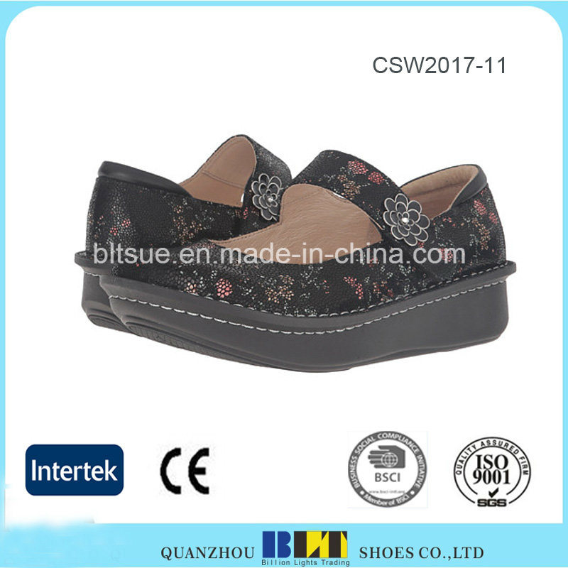 for whole family fashion styles autumn shoes China Alegria Comfortable Rubber Outsole Dansko Clogs Shoes ...