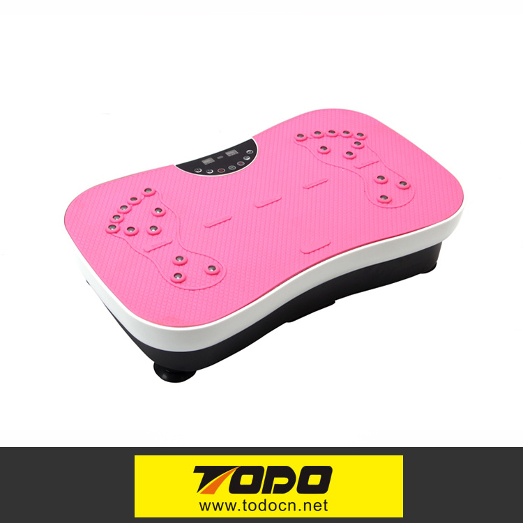Hot Sale Mini Slimming Vibration Plate pictures & photos