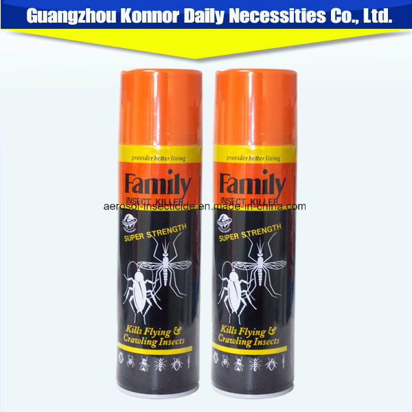 Best Selling High Quality Mosquito Killer Insecticide Spray