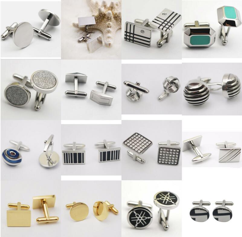 Personalized Cufflinks Fashion Stainless Steel Jewelry Cuff Links pictures & photos