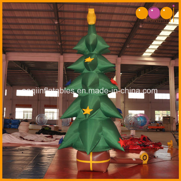 Christmas Tree Inflatables.China Holiday Advertising Large Christmas Inflatables