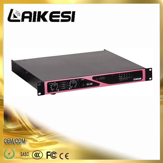 1u Amplifier for Conference and Party Mini