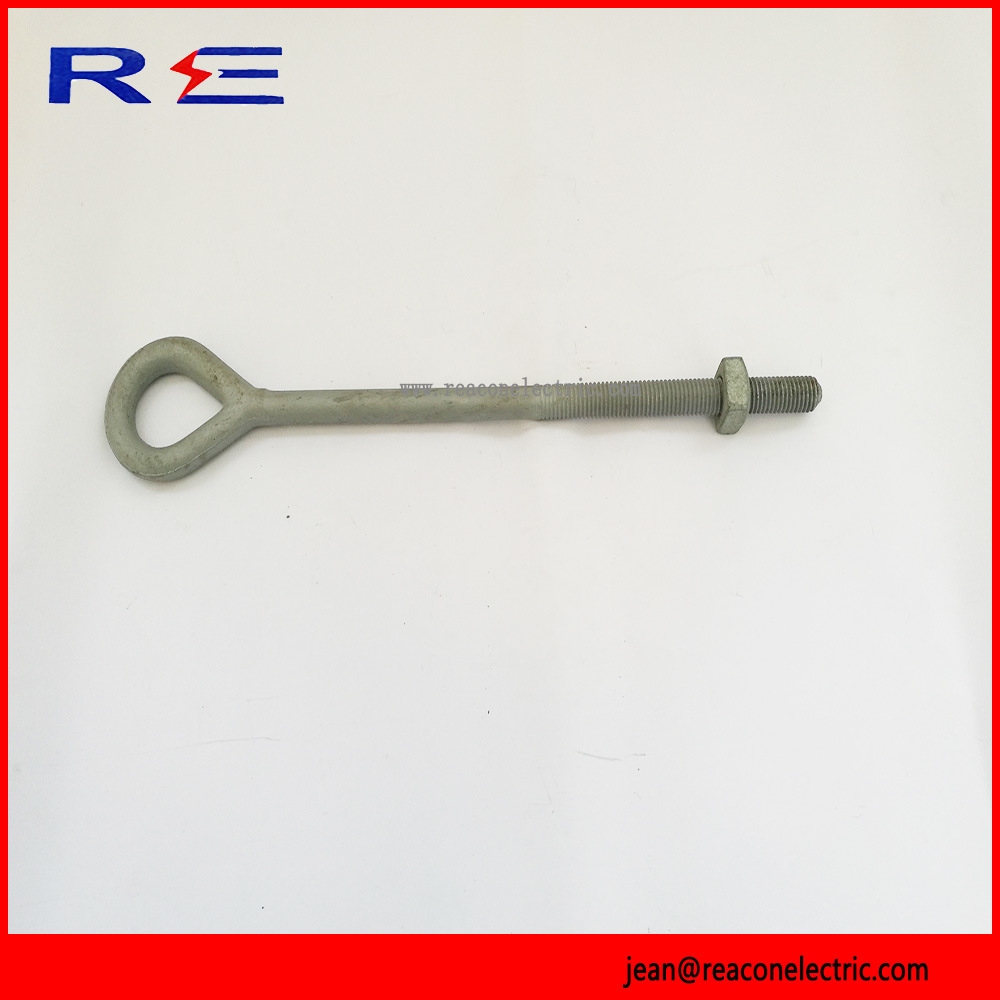Anchor Assembly Thimble Eye Anchor Rod