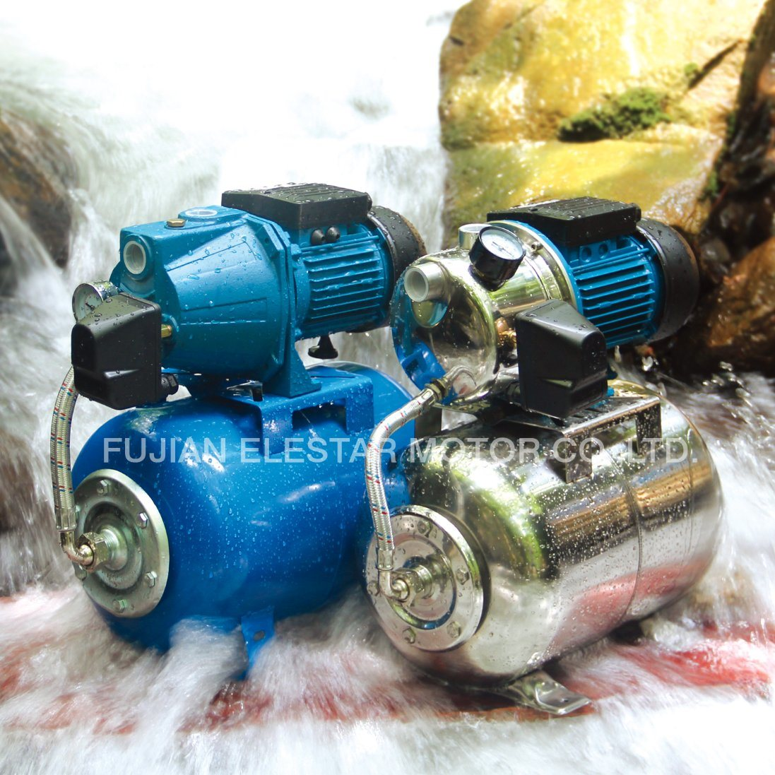 100% Copper Wire 0.5HP Js60 Jet Electric Water Pump pictures & photos