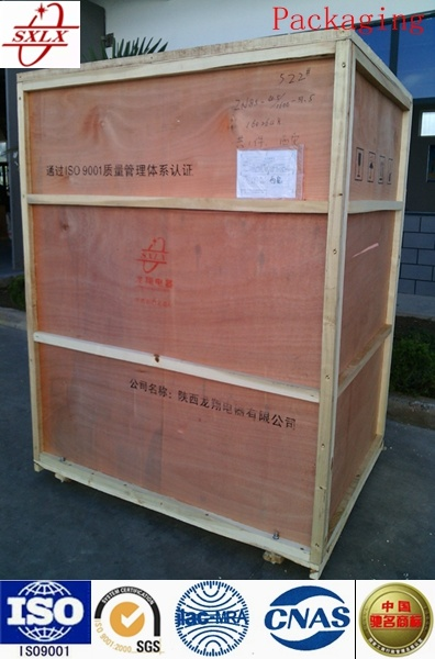 Truck Type Indoor High-Voltage Vacuum Circuit Breaker (ZN85-40.5) pictures & photos