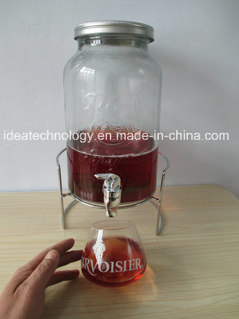 China Vairous Specification Large Capacity Glass Empty