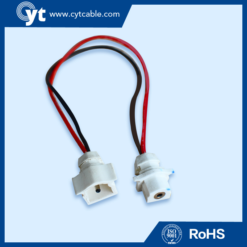 2 Core Waterproof Plug Wire with Female/Male Connector