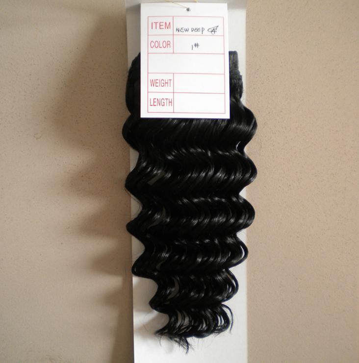 China Virgin Hair Human Hair Extension Hair Weft Hair Weaving Deep
