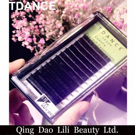 4e3d4fdebf0 China Tdance Ys2162 100% Authentic Siberian Mink Individual Lashes ...