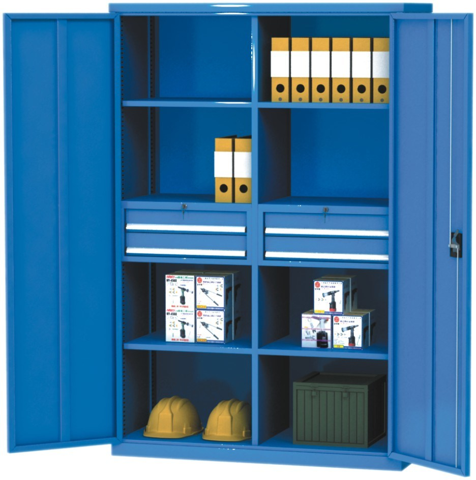 Best Quality Warehouse Storage Steel Cabinet pictures & photos