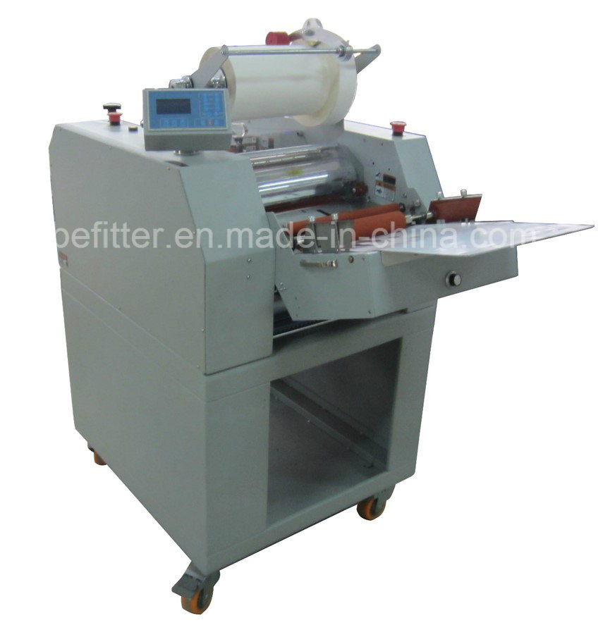 SH-380AF Automatic single side roll laminator