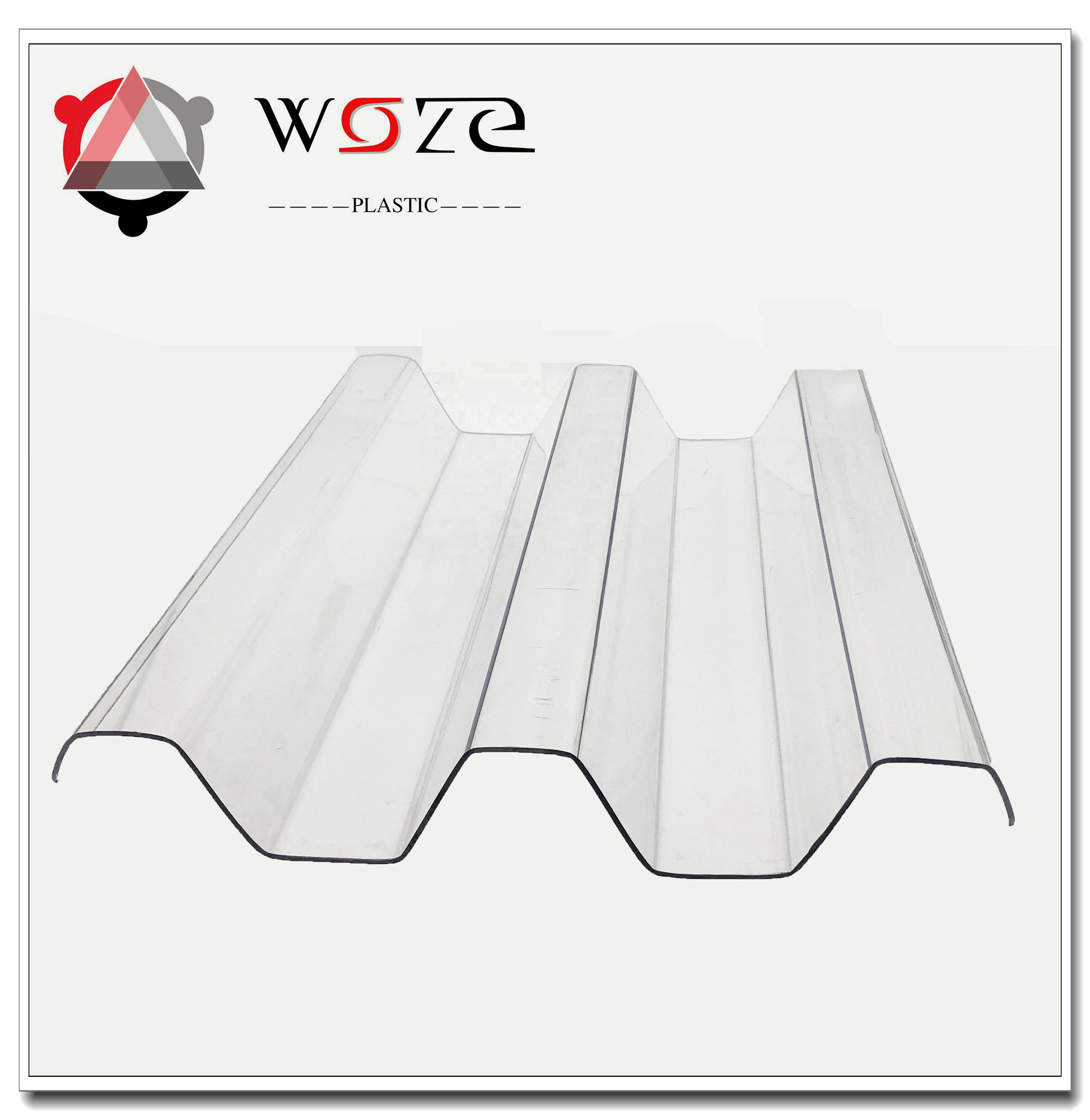 China High Quality Greenhouse Roofing Panels Clear Polycarbonate Corrugated Plastic Sheets China Corrugated Plastic Roofing Sheets Polycarbonate Roof Sheet