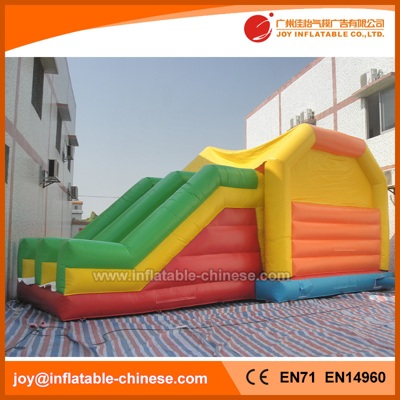 2018 Inflatable Bouncy Slide Castle Combo for Kids Toy (T3-020) pictures & photos