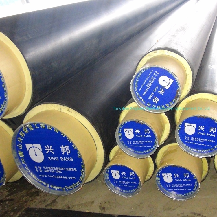 Insulation and Anti-Corrosive Pipe Famous at Home and Abroad pictures & photos