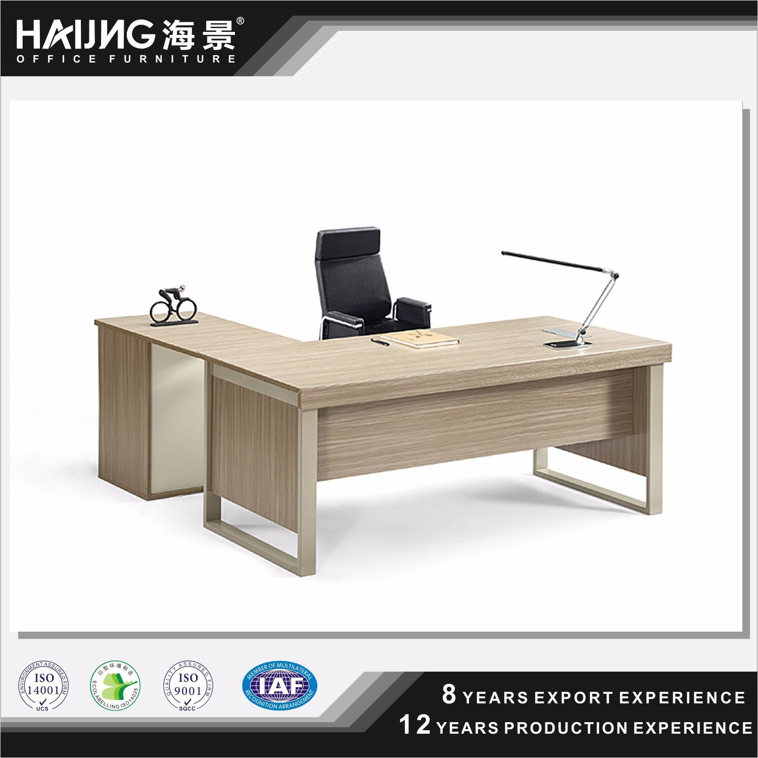 China Standard Office Desk Dimensions