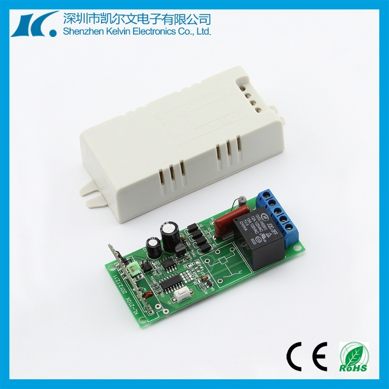 AC220V Leaning Code 1channel RF Wireless Remote Switch Kl-K110X pictures & photos