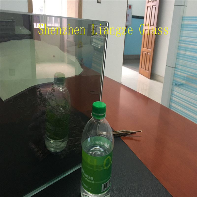 6mm One Way Mirror Glass/Coated Glass for Outdoor pictures & photos