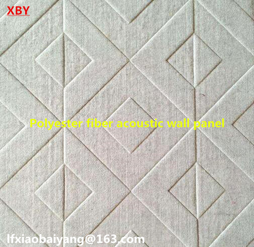 Polyester Fiber Acoustic Board, Sound Absorbing Decoration Material Acoustic Panel Wall Panel Ceiling Panel Detective Panel