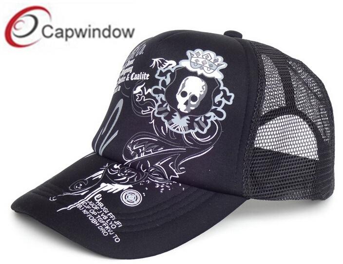 73a9a9b1 China Screen Printing Logo on Trucker Hat with Mesh Cap - China Kid Trucker  Hats, Trucker Caps