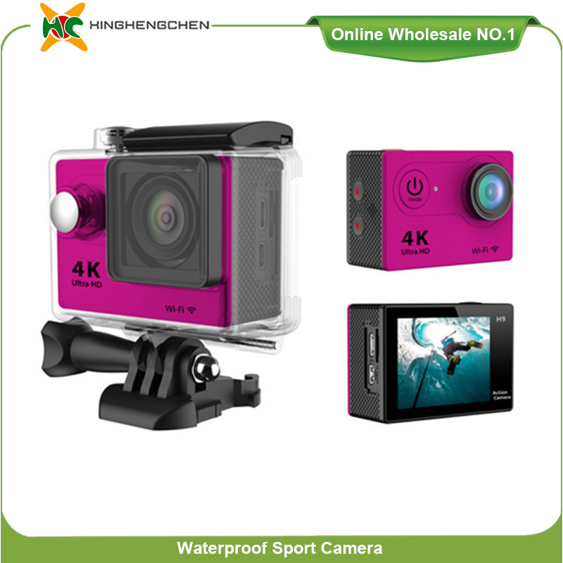 2.0inch HD Screen Digital Video Camera Micro CCTV Camera WiFi Camera Support WiFi Remote Control pictures & photos