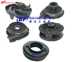 Rubber Lined Slurry Pump Bhr