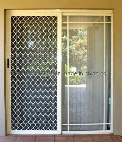 China Aluminium Sliding Doors With Screen Fl Ass229