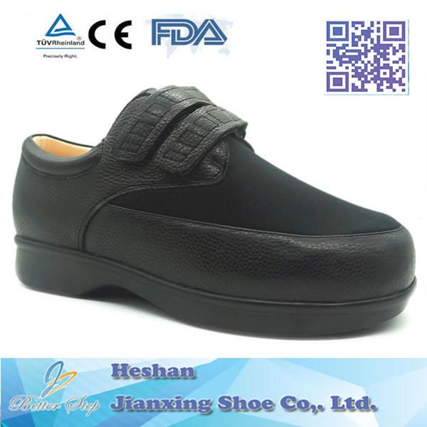 dfa56781a038 China Better-Step New Designer Soft Men Diabetic Orthopedic Shoes - China Diabetic  Shoe