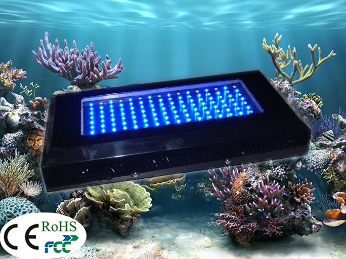 China 120w Diy Led Aquarium Lights With 3 Switches Or