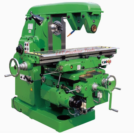 Horizontal Milling Machine >> China Universal Milling Machine With Swivel Worktable Horizontal