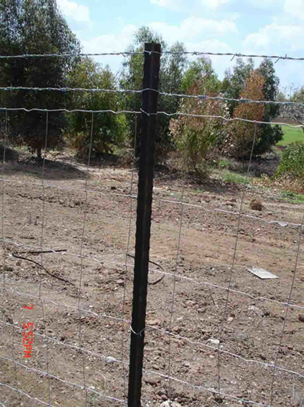 Picture of: China Y Fence Post Israel Standard China Y Post Fence Post